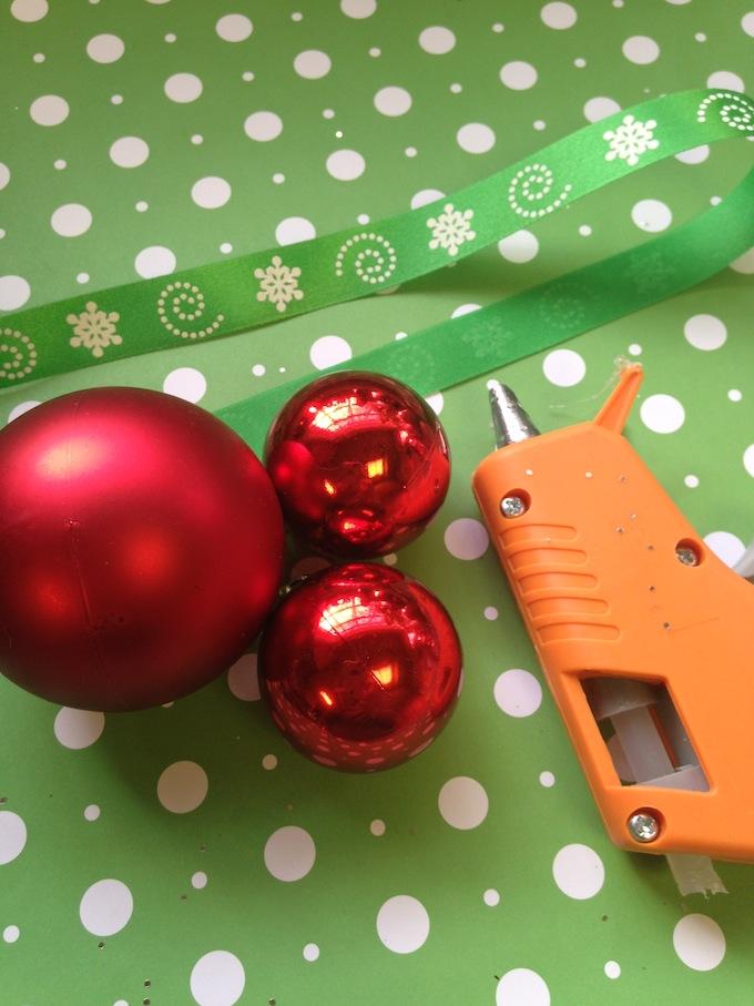 craft ornament supplies