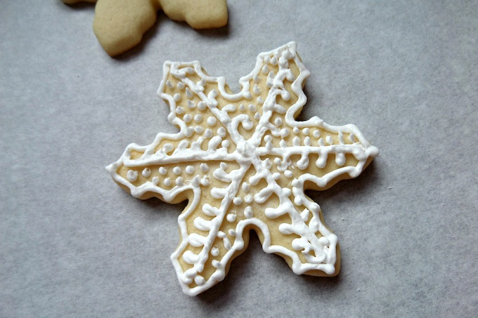 how to decorate sugar cookie