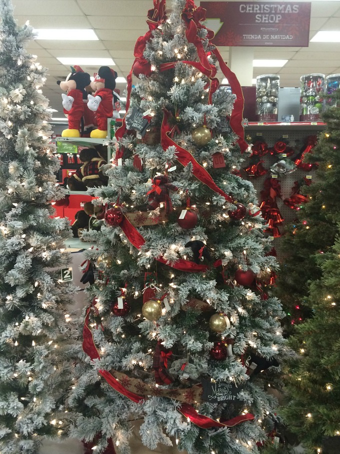 Sears Christmas Tree