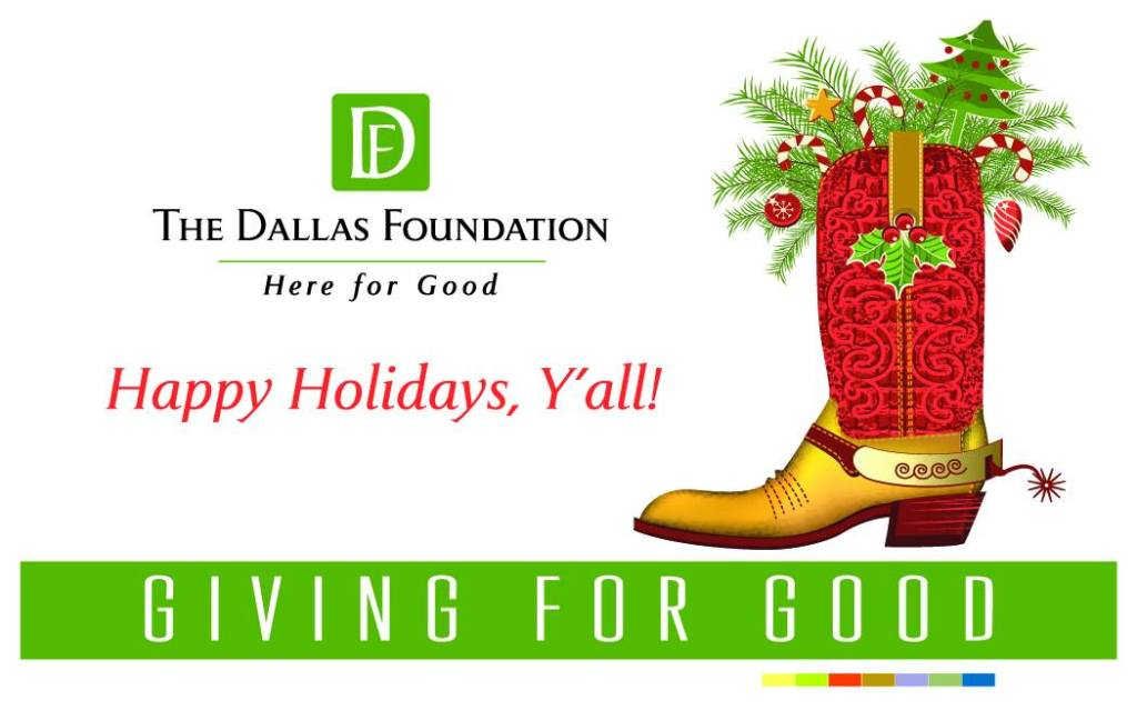 Giving Back with Dallas Foundation