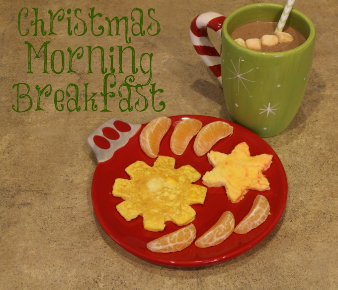 Christmas Breakfast with Goldrich