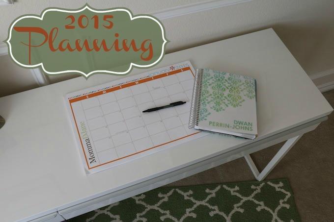 Erin Condren Planning 2015