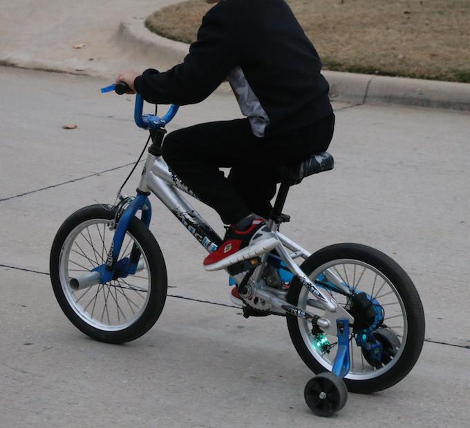 Bike Wheel Light