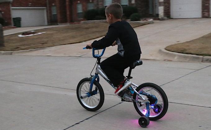 Monkey Light for Bike