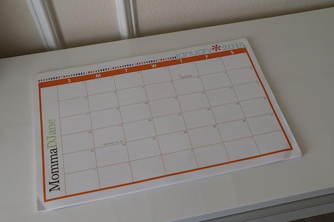 Erin Condren Desktop Calendar
