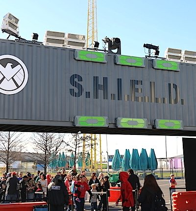 The Marvel Experience Tour – A Virtual Immersion Into S.H.I.E.L.D.