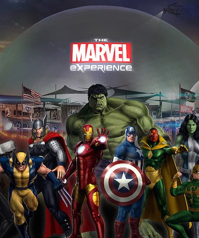 Win Tickets to The Marvel Experience Tour in Dallas