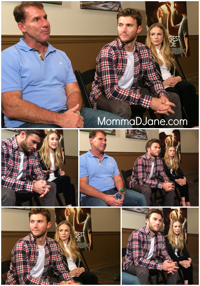 Longest Ride Press Collage