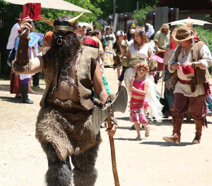 Scarborough Fair Parade