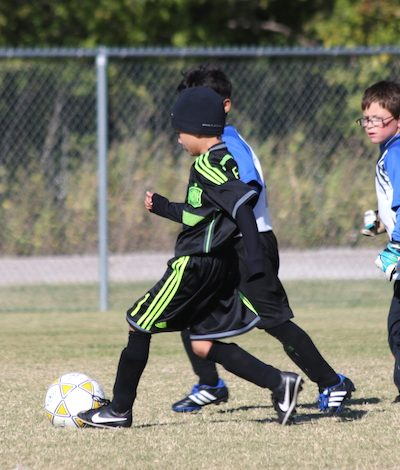 How to Protect Kids When They Play Soccer