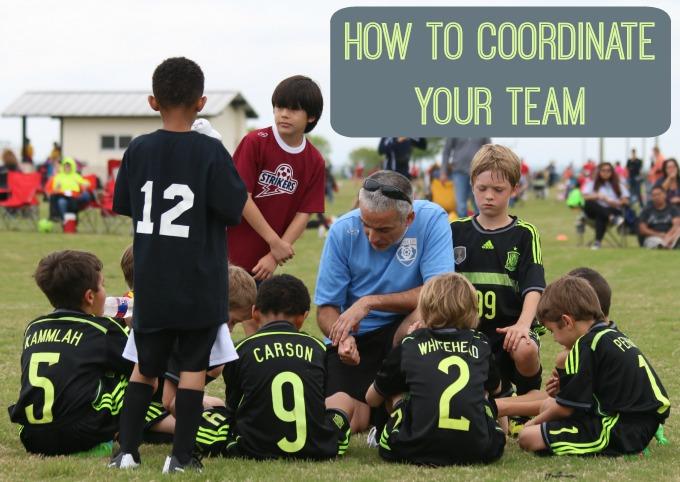 TeamSnap to Coordinate Team