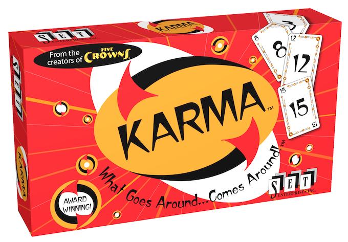 karma box facing right