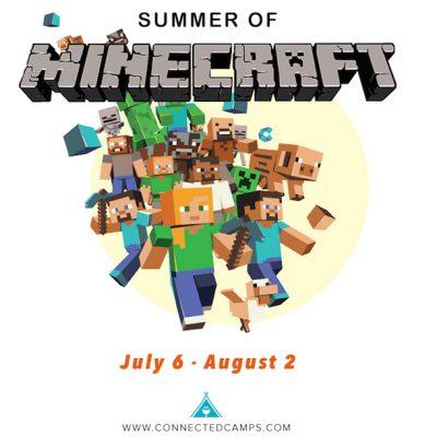 Minecraft Summer Camp for Kids