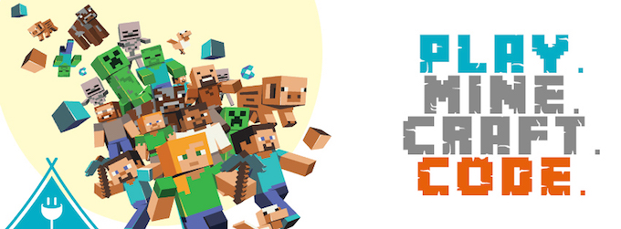 Minecraft Camp for Kids