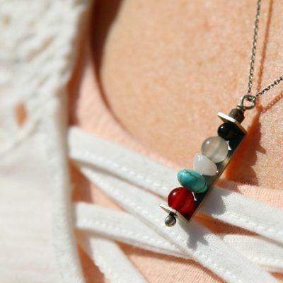 Blended Family Mom Necklace – Uncommon Goods