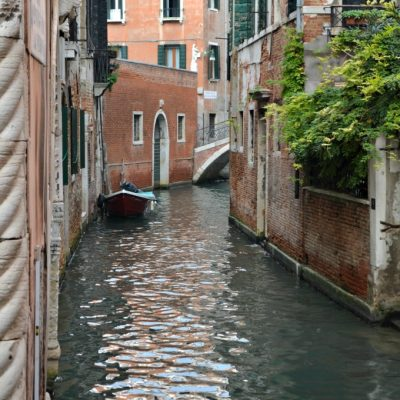 Gondola Ride through Venice – Life List Accomplishment