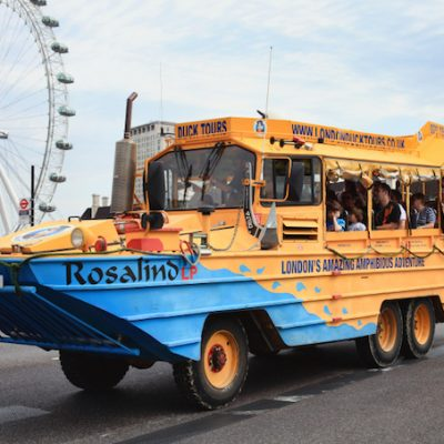 Amphibious Vehicles: A New Way to Travel on Land or Water