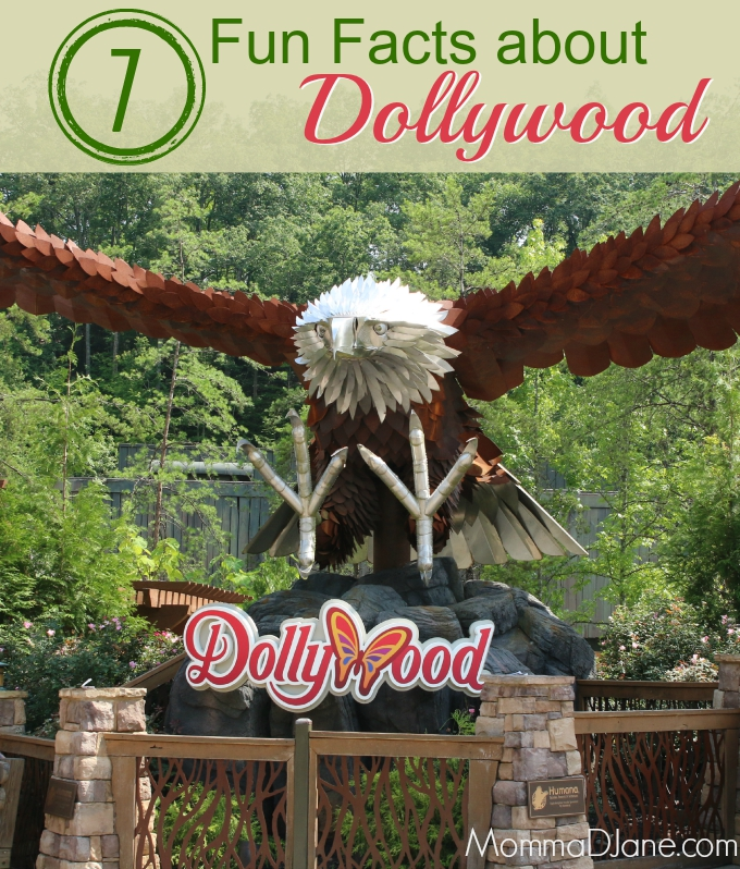7 Fun Facts About Dollywood