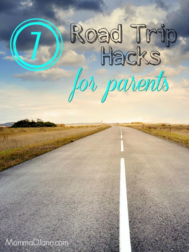 7 Road Trip Hacks for Parents