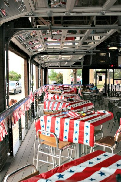 Fat Daddy's Newly Renovated Patio & Live Summer Entertainment