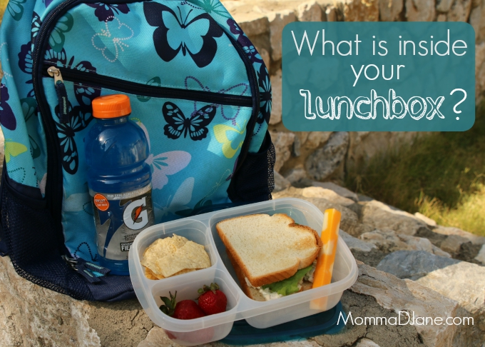 Inside Your Lunchbox