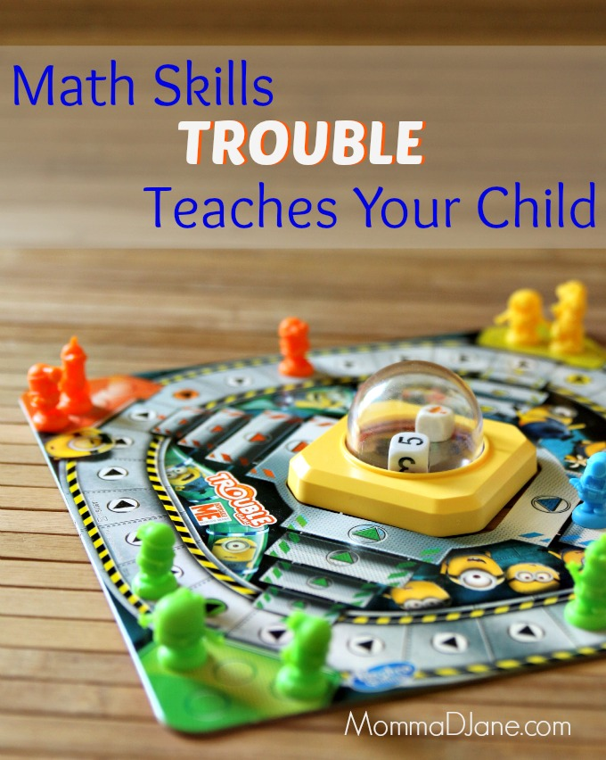 Math Skills Trouble Teaches Your Child