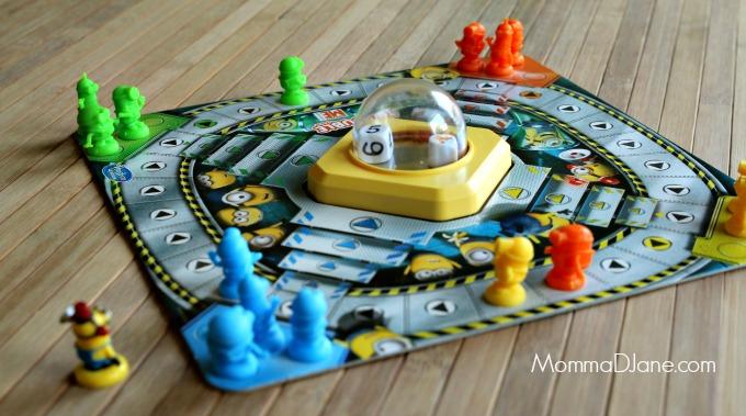 Minion Trouble Game
