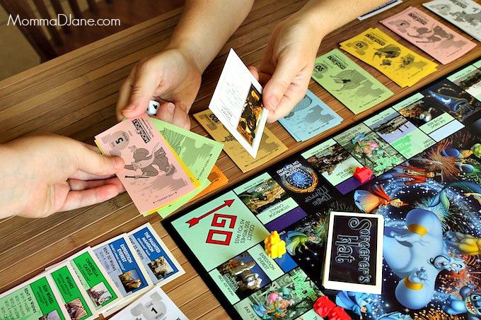 Monopoly Money Skills