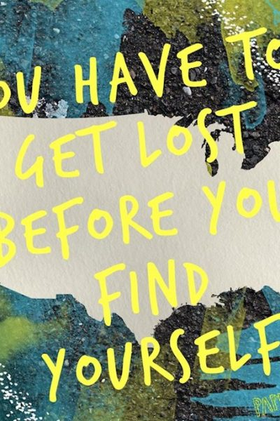 Be Inspired to Get Lost in Order to Get Found – Paper Towns