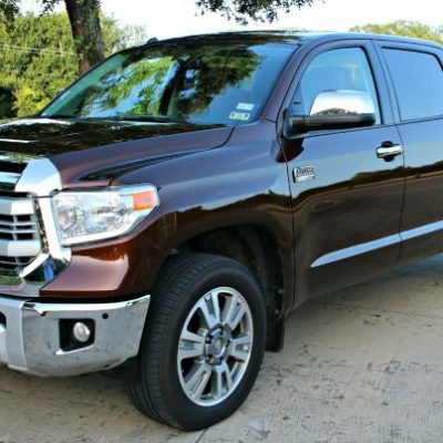 Let's Go Places – 1794 Edition Toyota Tundra
