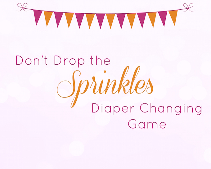 Don't Drop the Sprinkles