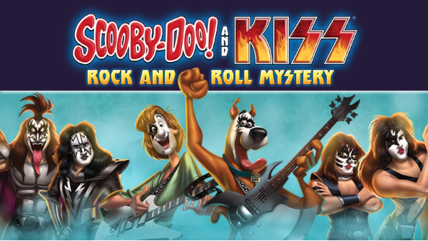 Scooby-Doo and KISS