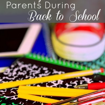 10 Scriptures to Help Parents with the Back to School Season