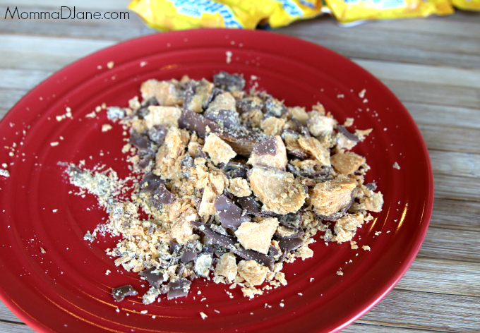 Crushed Butterfinger