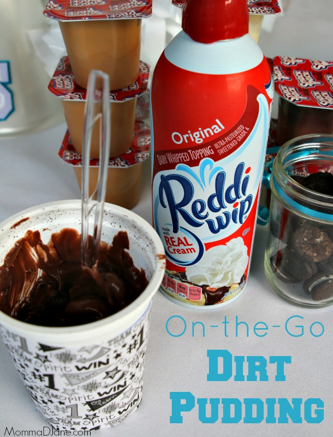 How to Make Dirt Pudding