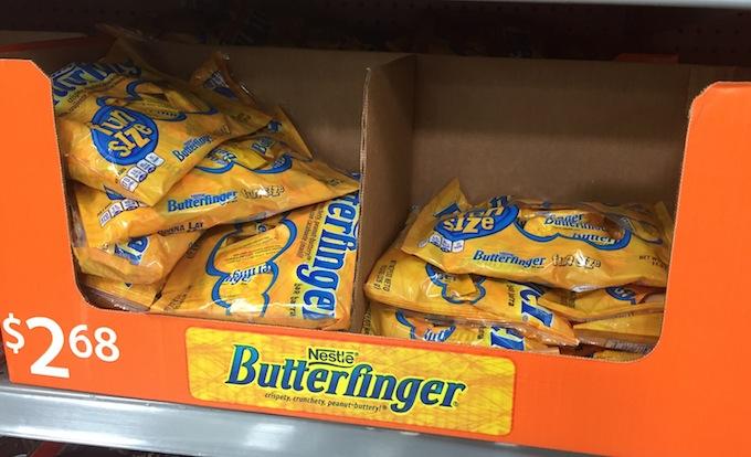 Butterfinger Halloween Candy