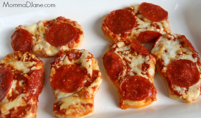 Skull Pizzas