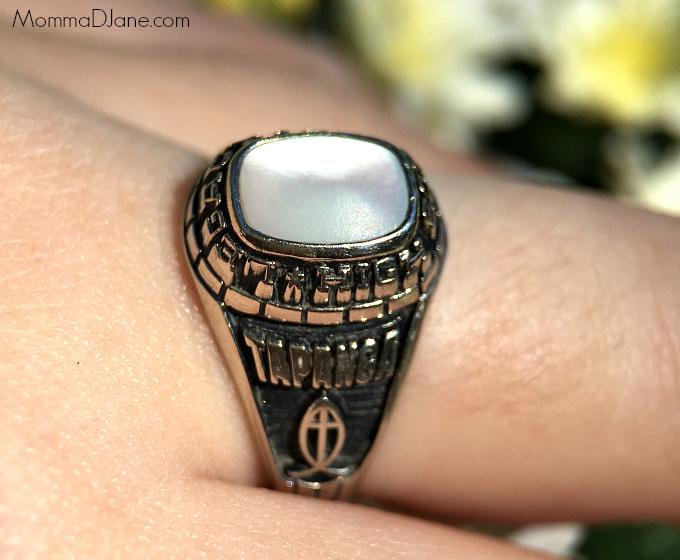 Tapanga's Senior Ring