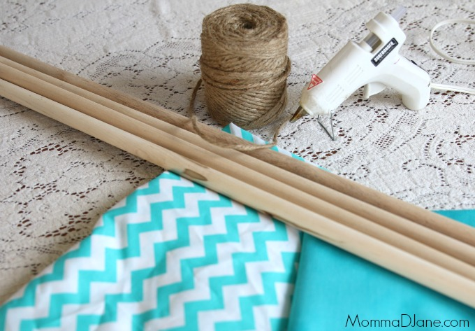 teepee craft supplies