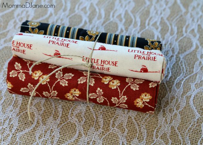 Little House on the Prairie Fabric