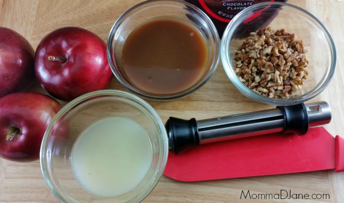 Turtle Apple Slider Ingredients
