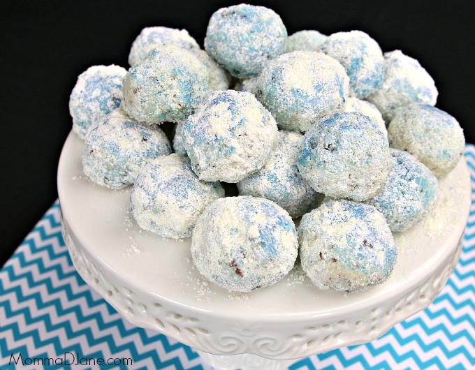 Homemade Snowball Cookies