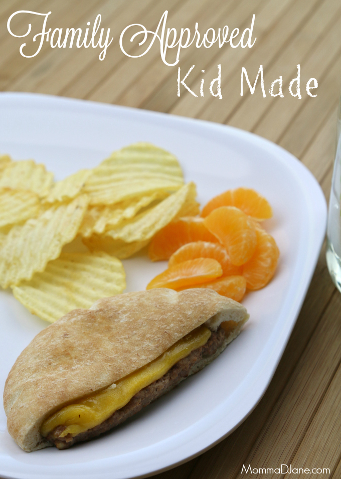 Family Approved Kid Made Lunch