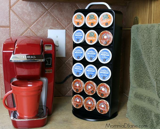 Keurig K-cup Storage