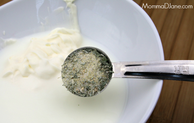 make homemade ranch dressing