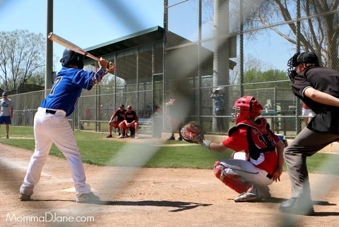 Jagger batting