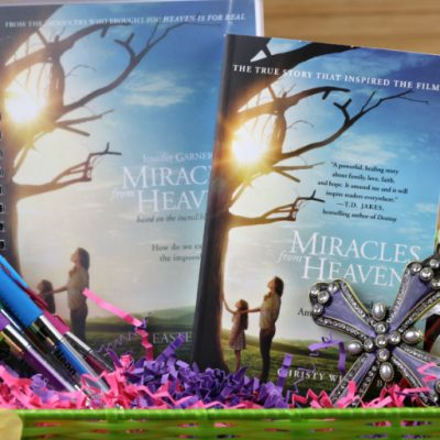 Miracles from Heaven Easter Basket