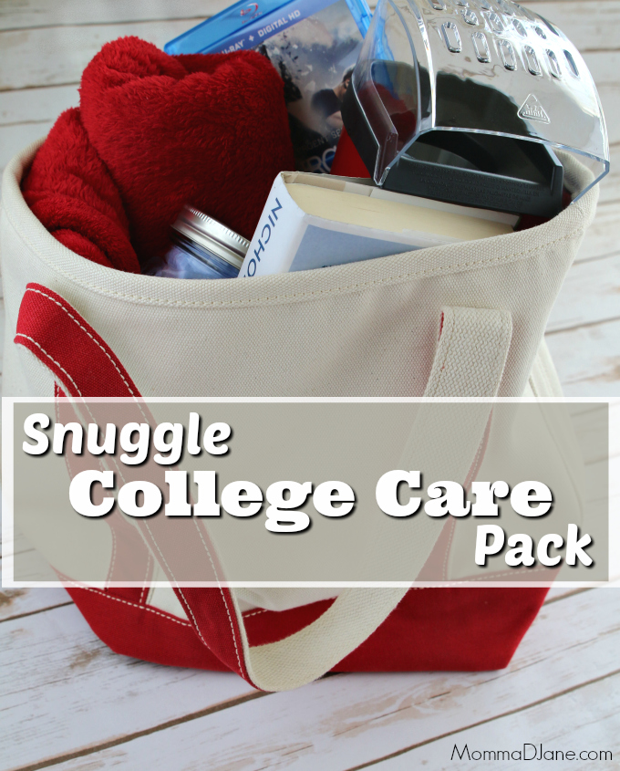 Snuggle College Care Pack How To