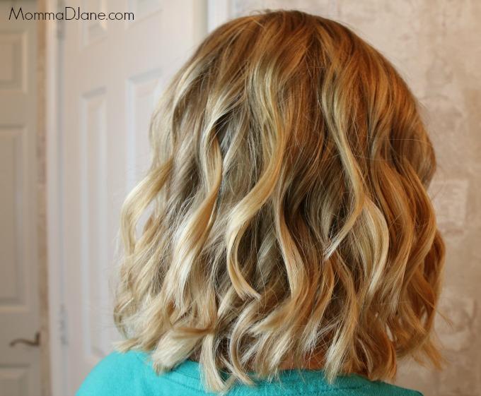 Beach Waves Hairstyle