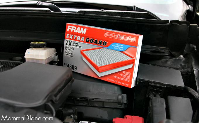 Fram Extra Guard Filter
